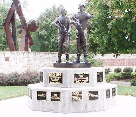 Columbus, NE: Honoring Iraq & Afghanistan veterns