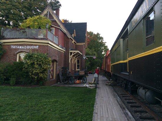 The Railway Dining Car: photo0.jpg