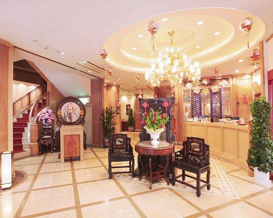 Dohatsu Annex: 中華菜館 同發別館-エントランス