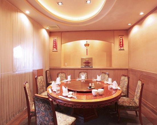 Dohatsu Annex: 中華菜館 同發別館-2階洋風個室