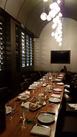 Touro Churrascaria Brazilian Steakhouse Wine Bar Private Dining Room Holds Up To 20 People