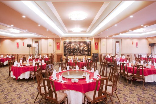 Dohatsu Annex: 中華菜館 同發別館-5階:大ホール