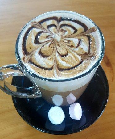Mangaweka, Nya Zeeland: Papa Cliff Cafe