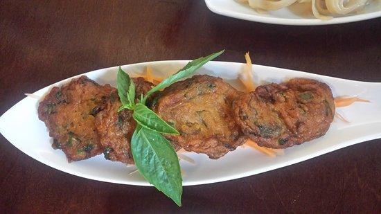 patsara thai restaurant fish cake