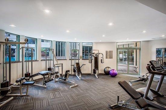 Gym Picture Of Mantra Legends Hotel Surfers Paradise Tripadvisor