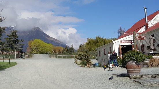 Queenstown, New Zealand: Walter Peak High Country Farm