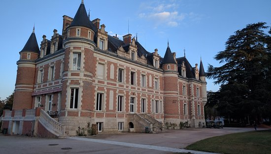 La Ferte-Imbault, France : Beautiful Hotel