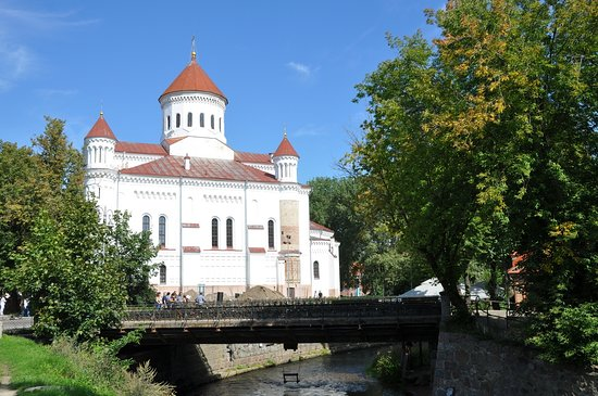 Bridge of Uzupis