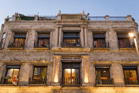 New Imperial Hotel Jerusalem Arvostelut Sek 228 Hintavertailu Tripadvisor