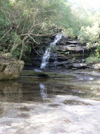 Somersby Waterfalls and Picnic Area