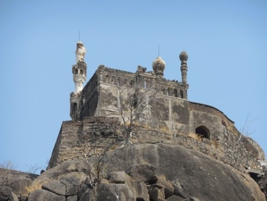 Elgandal Fort Karimnagar