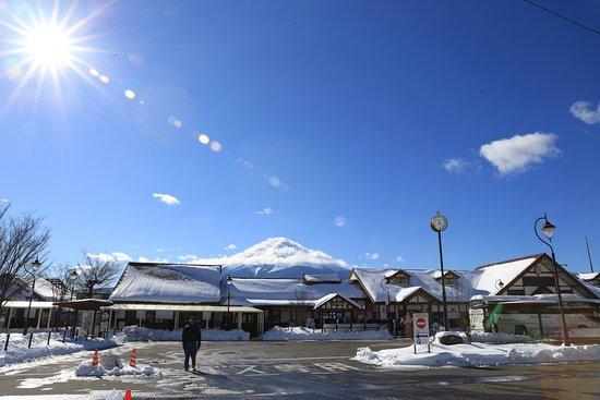 Kawaguchiko Station Bldg.