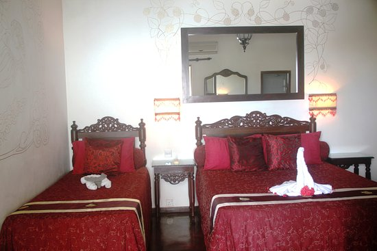 Asian Jewel Boutique Hotel: Lady rose room double or triple room