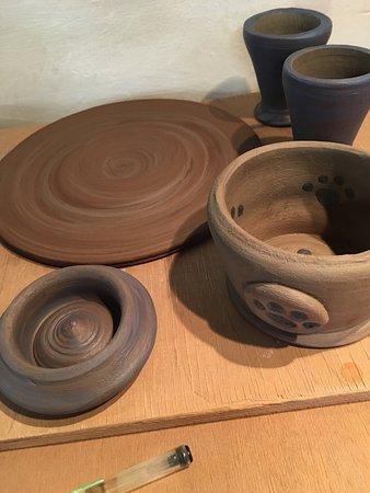 Eastnor Pottery & The Flying Potter : photo0.jpg