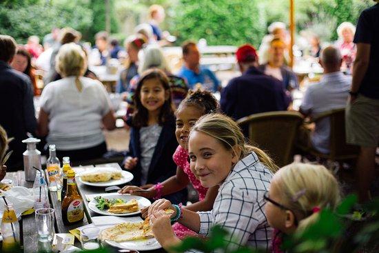 Lage-Vuursche, Nederland: Kinderen
