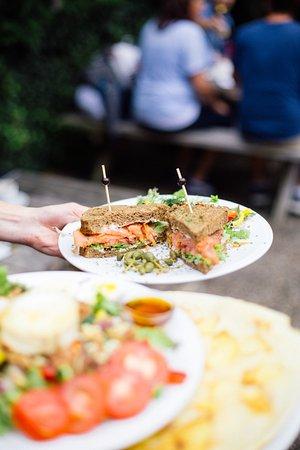 Lage-Vuursche, The Netherlands: Niet alleen pannenkoeken