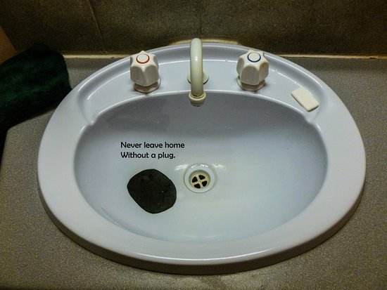 Peterborough, Australia: I always travel with my inner tube plug