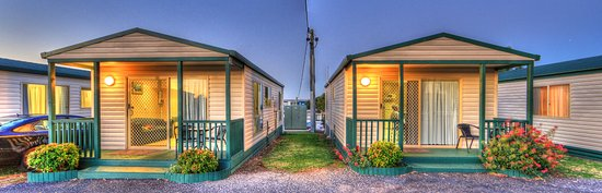 Ulverstone, Αυστραλία: Our range of Cottages with 3 types of bedding configurations