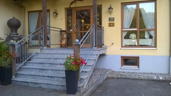 Landhotel Salmen : Der Eingangsbereich
