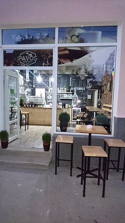 Pavos Coffee Shop: nice decor
