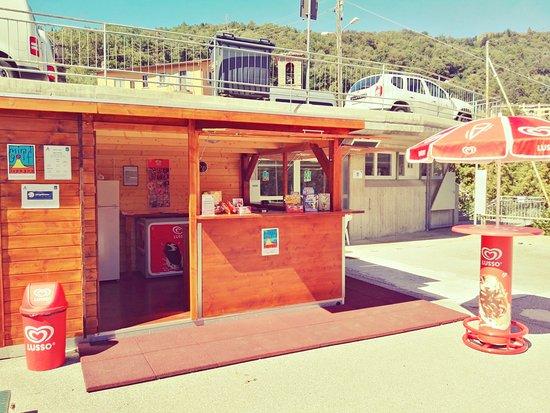 Capriasca, Svizzera: Il bar