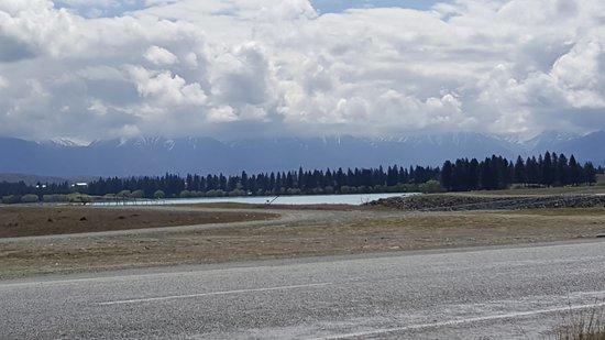 Twizel, Nueva Zelanda: Salmon Farm