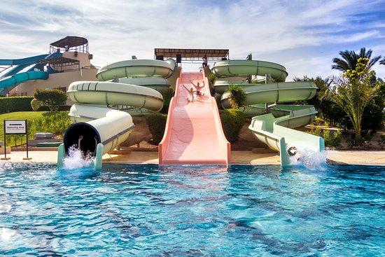 Slides Aqua Coraya Water Park K Picture Of Steigenberger Coraya Beach Marsa Alam Tripadvisor