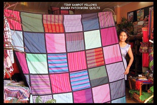 Tiny Kampot Pillows