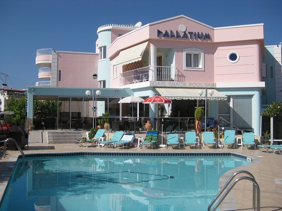 Our Perfect Pink Palace Review Of Pallatium Apartments