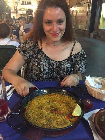 Restaurante la malaguena en c rdoba con cocina otras for Cocina 33 cordoba