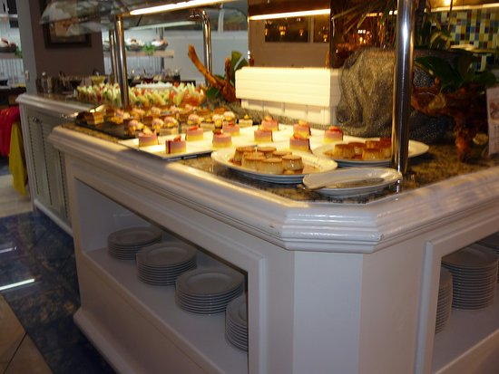 Colon Guanahani - Adrian Hoteles: Sweets always enjoyable
