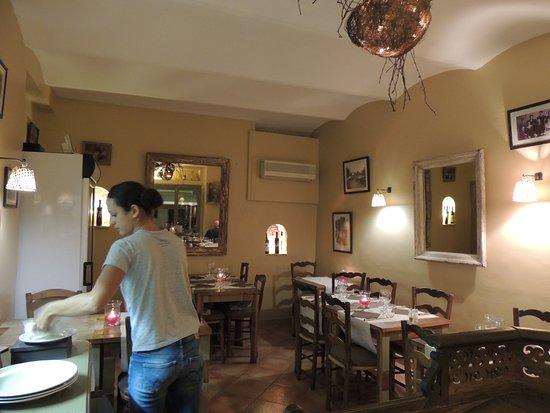das restaurant picture of comme a la maison ramatuelle tripadvisor