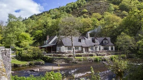‪Fingle Bridge Inn‬