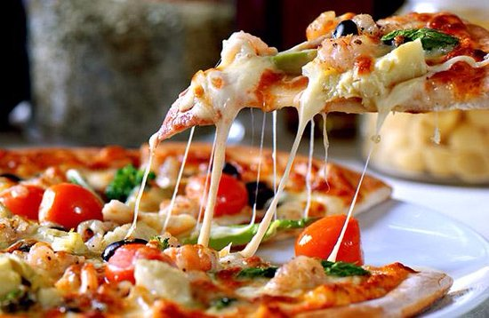 Salt Rock, Νότια Αφρική: Wednesday Pizza Special