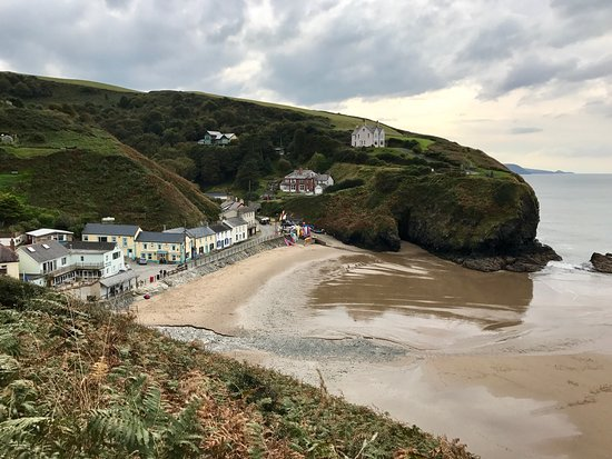 Llangrannog, UK: photo0.jpg