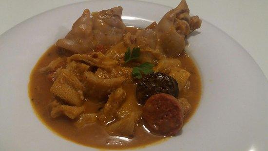 Restaurante taberna la trasera en c rdoba con cocina otras - Cocina 33 cordoba ...