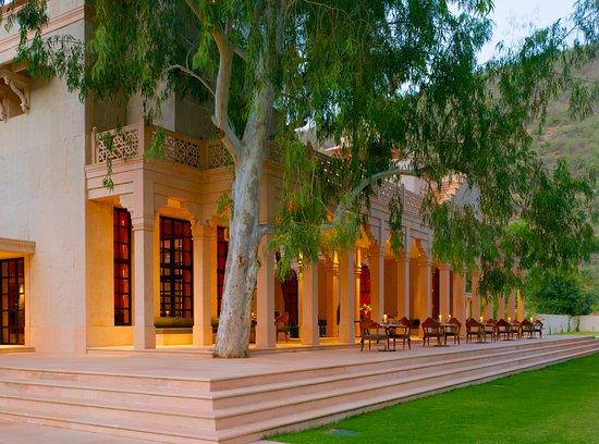 Amanbagh ajabgarh rajasthan resort reviews photos for Terrace 33 menu