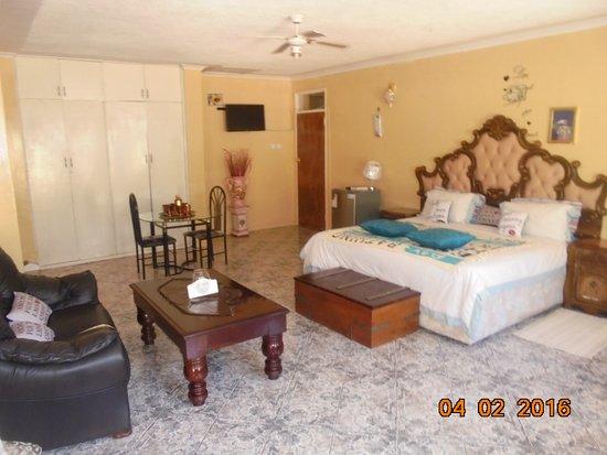 Tatenda Safaris Lodge : standard exucutive room