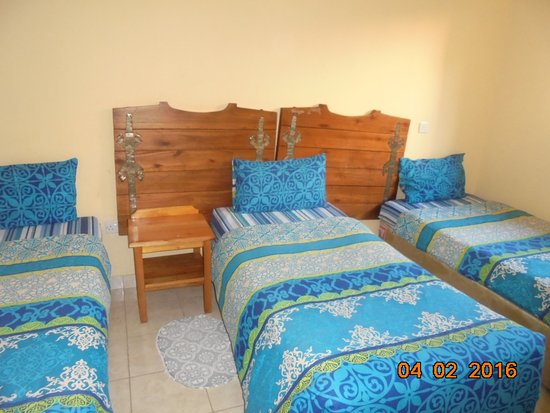 Tatenda Safaris Lodge: tripple room