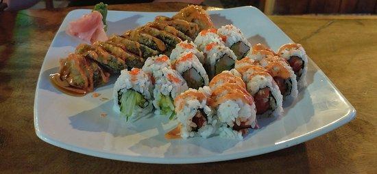 Geweldige Sushi