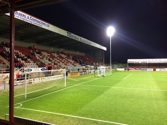 Dagenham & Redbridge Football Club Arena