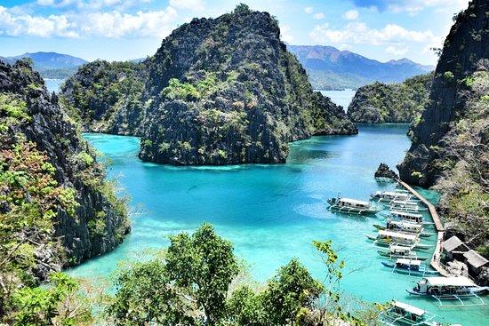 Coron Palawan Review Of Coron Bay Coron Philippines