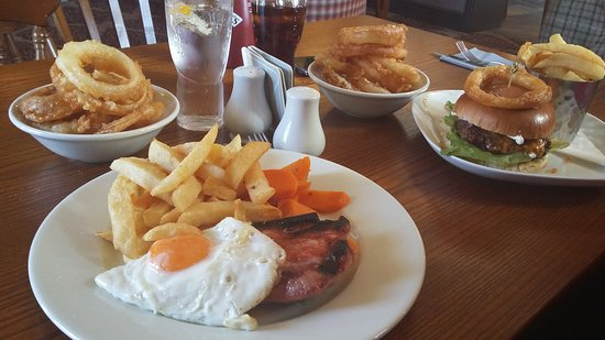 Charnock Richard, UK: Beautiful meal!