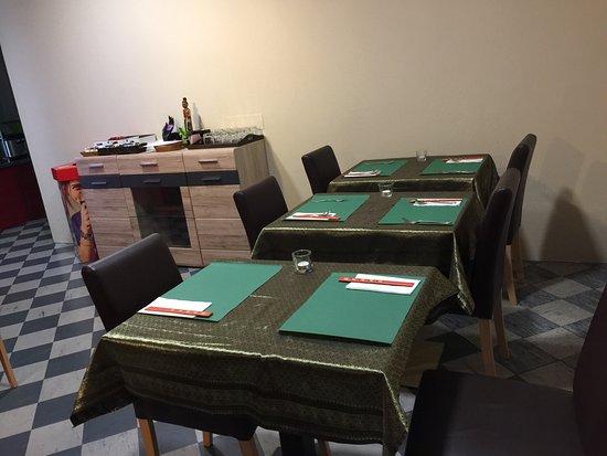 Essen im Krua Thai Restaurant in Lyss!