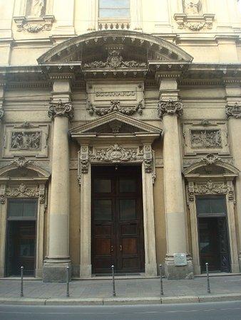 Chiesa San Gottardo al Corso
