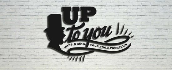 Saint-Quentin-en-Yvelines, France: Wall - UP TO YOU