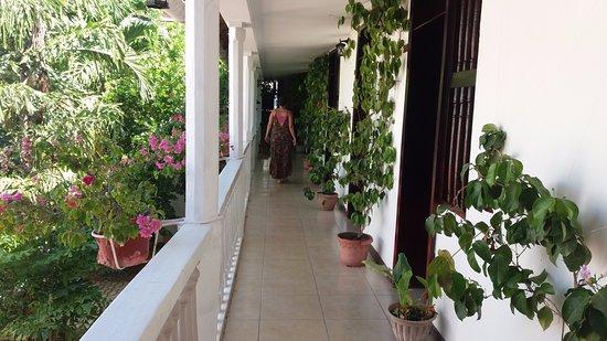 Hotel Santa Cruz Foto