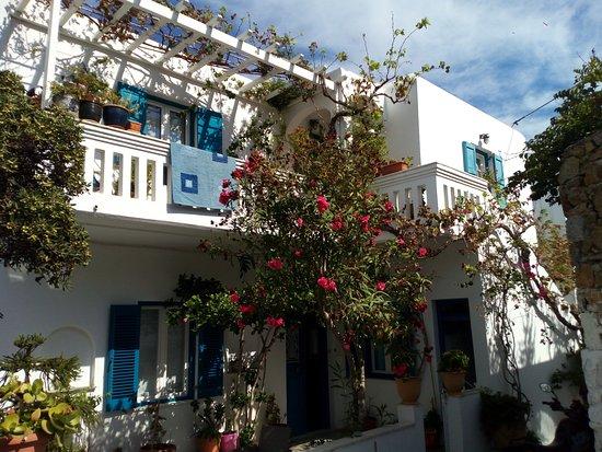 Nazos Hotel: Ξενοδοχείο Νάζος