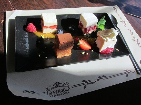 Chaville, Frankreich: Dégustation de desserts