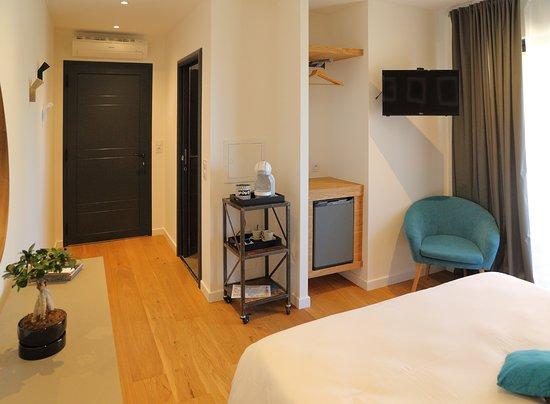 Les chambres de Casarina : Chambre Double - Bild von Casarina ...